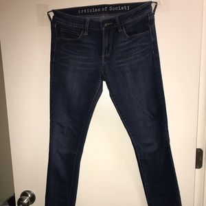 Article of Society skinny jeans